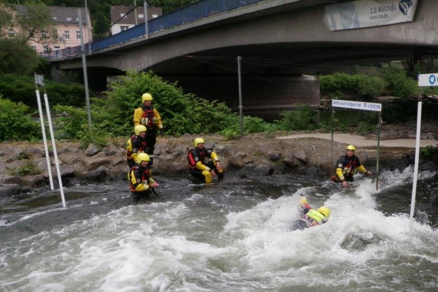 CB Flood rescue PC