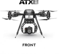 Drone van de civiele bescherming