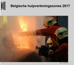 Belgische hulpverleningszones