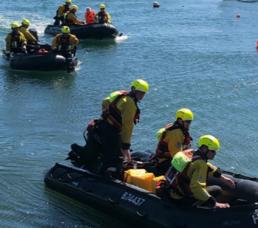 Flood Rescue Using Boats (FRUB)