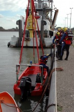 Katastrophenschutzübung EUBelModex