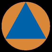 Logo Civiele Bescherming
