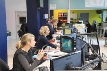Centre de secours 112/100 du Hainaut