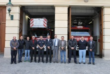 Members of the 'Commission for Extrication & New Technology'_Vienna 2014